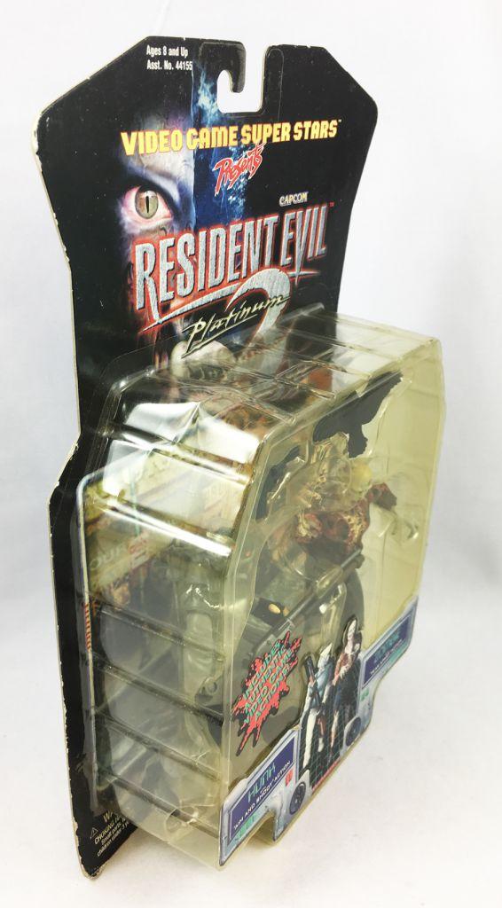Resident Evil 2 - Toy Biz Capcom - Hunk & Zombie