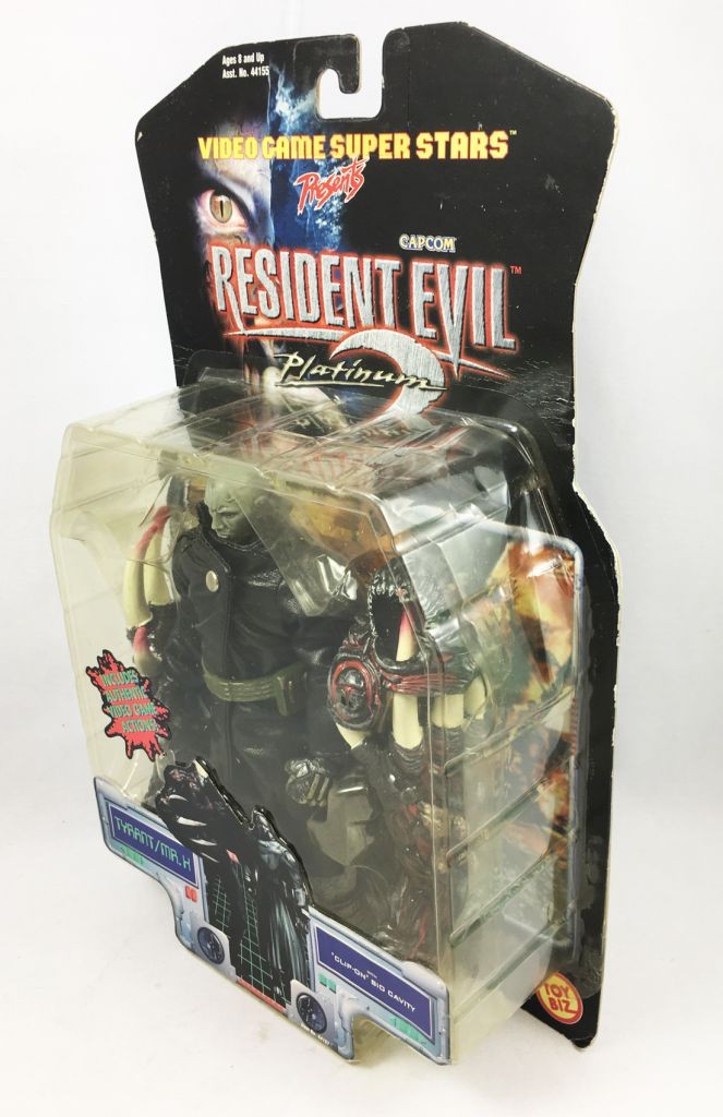 Resident Evil 2 - Toy Biz Capcom - Tyrant / Mr. X