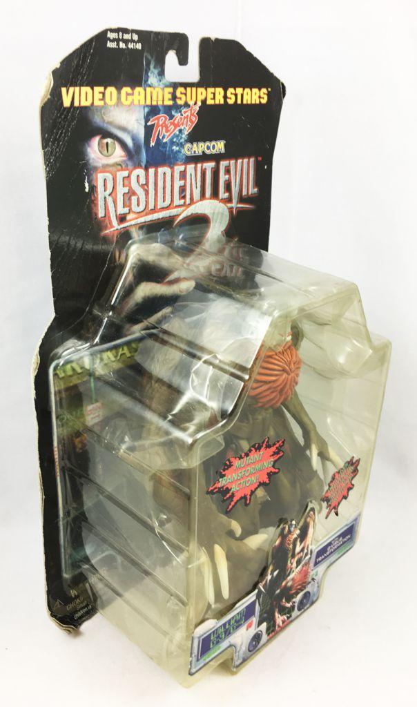 Resident Evil 2 - Toy Biz Capcom - William G-3 / G-4