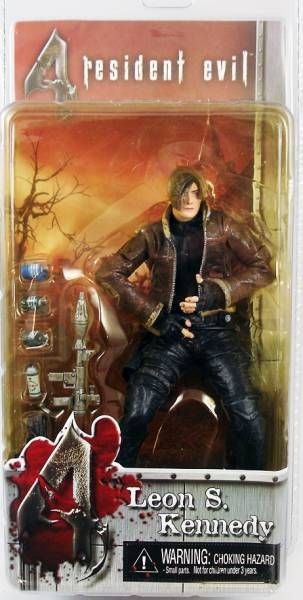 Resident Evil 4 Leon S Kennedy Jacket