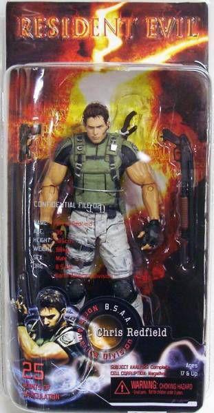 Resident Evil 5 - Chris Redfield