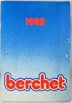 Retailer catalog Berchet 1982