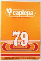 Retailer catalog Capiepa France 1979