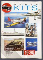 Retailer catalog Hasbro Airfix 1990 (Europe)