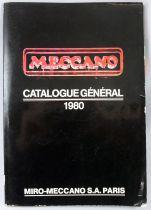 Retailer catalog Meccano France 1980