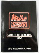 Retailer catalog Miro France 1980