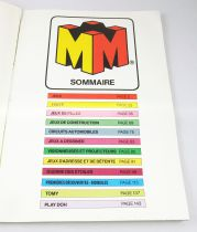 Retailer catalog Miro-Meccano France 1981