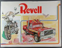 Retailer Catalog Revell France 1980 & Order Form with Prices