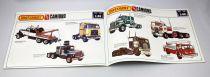 Retailer Model Kit Catalog Matchbox AMT France 1979/80