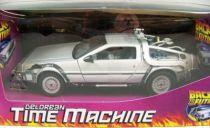 Retour vers le Futur - Welly - Delorean Time Machine Part.1