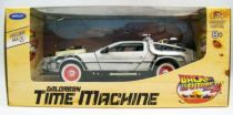 Retour vers le Futur - Welly - Delorean Time Machine Part.3