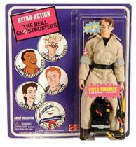 Retro-ActionThe Real Ghostbusters - 8\'\' Action Figure - Peter Venkman (SDCC Exclusive)