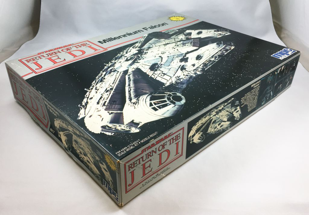 Return of the Jedi - MPC ERTL (Commemorative Edition) - Millennium Falcon