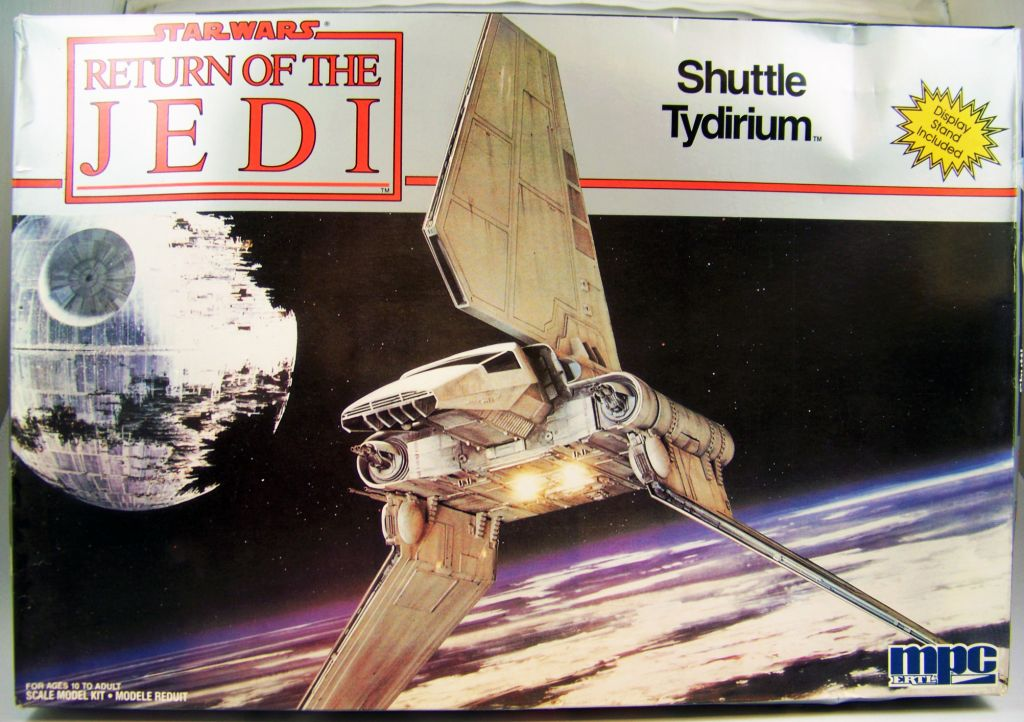Return of the Jedi - MPC ERTL (Commemorative Edition) - Shuttle Tydirium 01