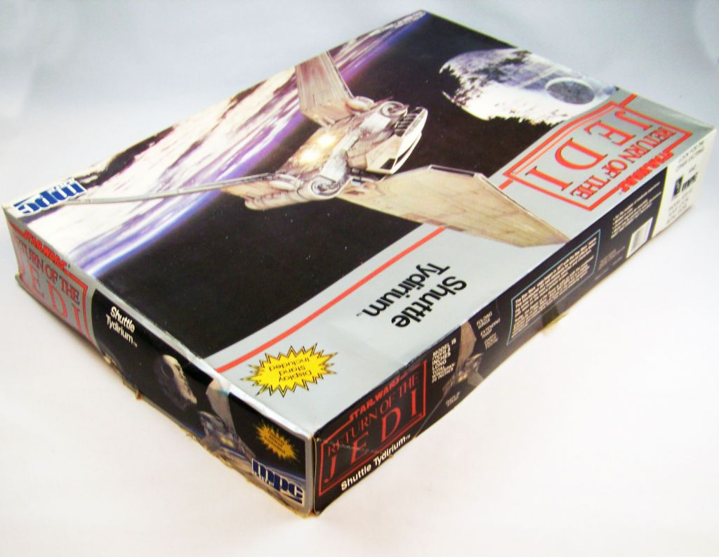 Return of the Jedi - MPC ERTL (Commemorative Edition) - Shuttle Tydirium 03