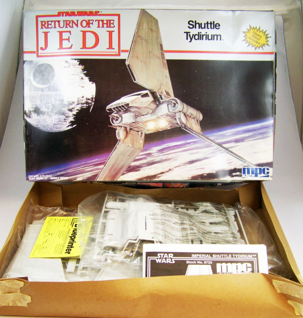 Return of the Jedi - MPC ERTL (Commemorative Edition) - Shuttle Tydirium 04
