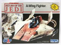 Return of the Jedi - MPC ERTL (Snap-Fix) - A-Wing
