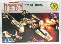 Return of the Jedi - MPC ERTL (Snap-Fix) - Y-Wing