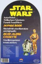 Return of the Jedi - Read-Along Book & Tape - Rainbow / Buena Vista Records1983