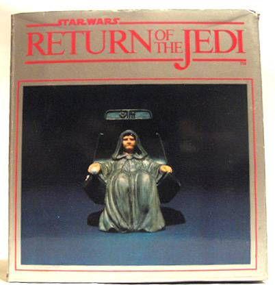 Return of the Jedi 1983 - Galactic Emperor - Sigma Bisque Porcelain Figurine - 1983