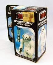 Return of the Jedi 1983 - Kenner - Hoth Wampa (loose with box)
