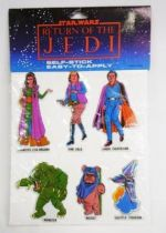 Return of the Jedi 1983 - Stickers Set (Self-Stick / Easy-to-Apply)