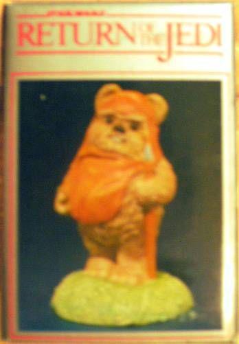 Return of the Jedi 1983 - Wicket W. Warrick - Sigma Bisque Porcelain Figurine - 1983