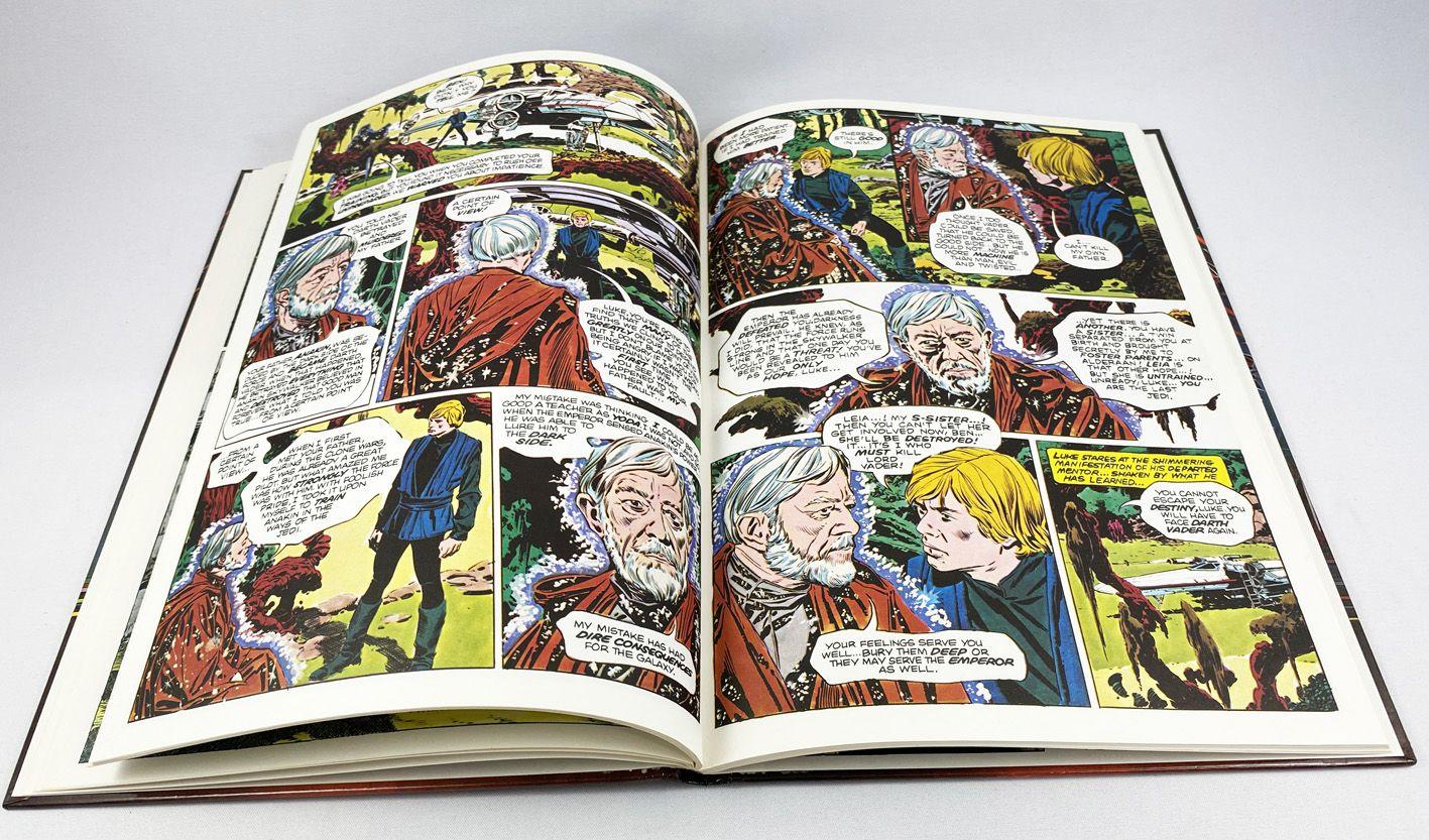 Return of the Jedi Annual - Marvel Comics Group/Grandreams Ltd 1983