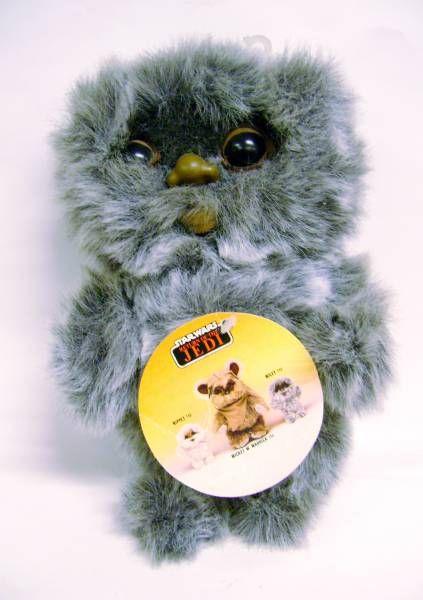 Return ot the Jedi 1984 - Ewoks Plush - Wiley - Kenner/Miro-Meccano