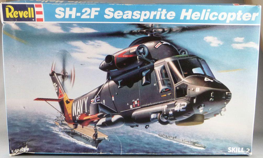 Revell- 4823 US Navy Helicoptère Kaman SH-2F Seasprite 148 Neuf Boite