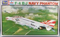 Revell Esci - H-2296 Avion Chasse F-4 B/J Navy Phantom 1/48 Neuf Boite