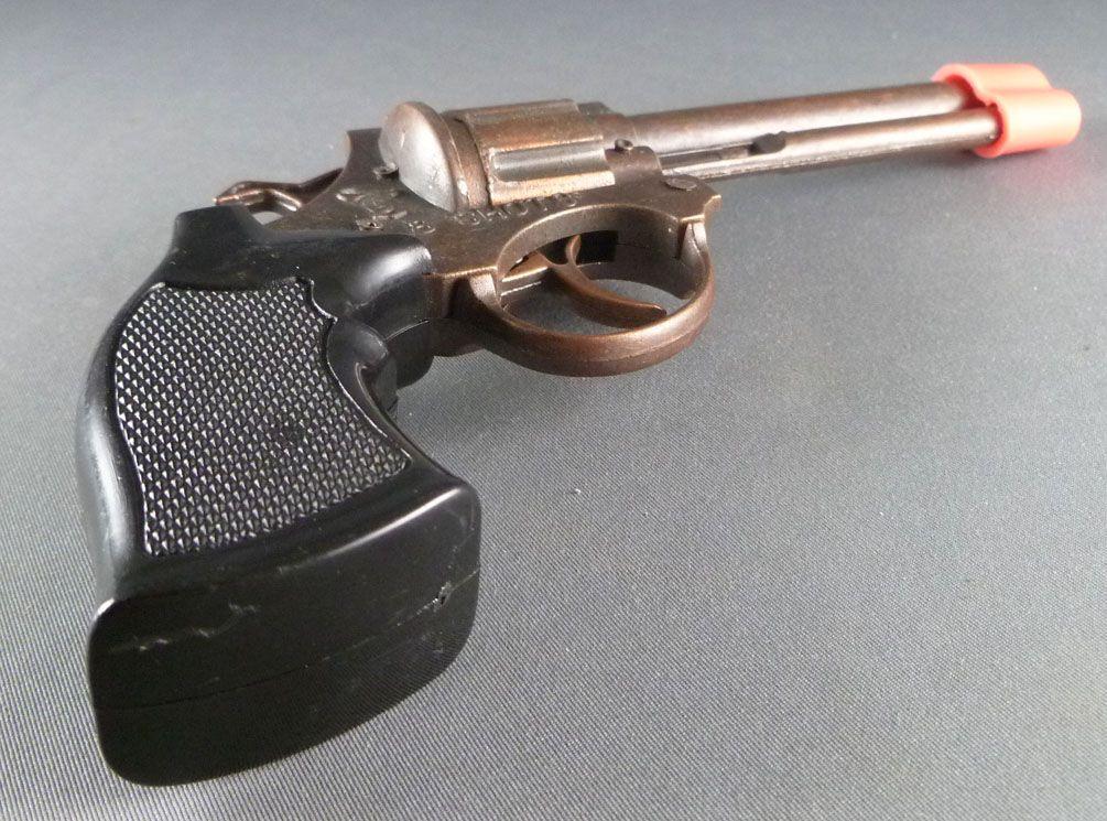 Révolver Python 357 Pistolet à amorces - 8 coups Embout Plastique