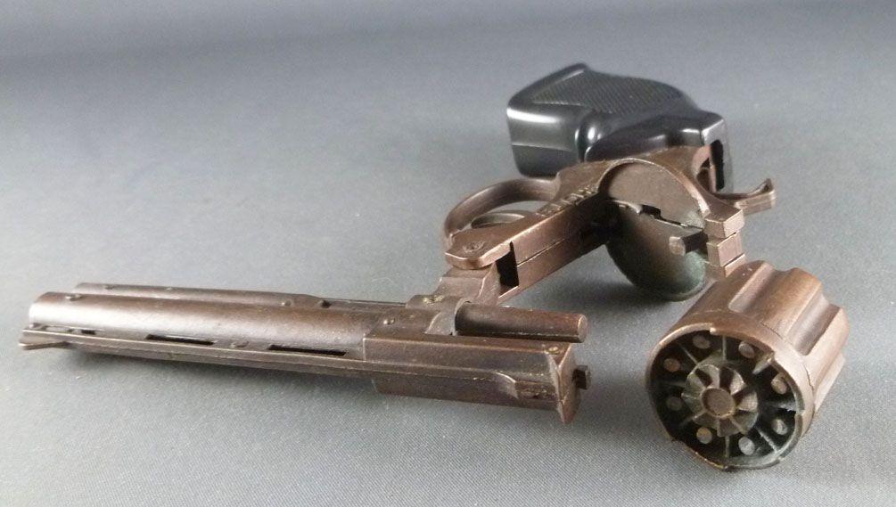 Révolver Python 357 Pistolet à amorces - 8 coups
