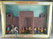 RF - Far-West - Coffret Fort Worth l\'Héroique Défense