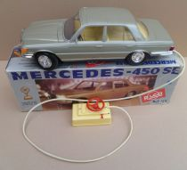 Rico 153 Mercedes 450 SE 45cm Battery Toy with light in Box