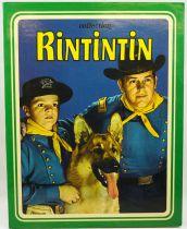 "Rin-Tin-Tin - Comic album Sagedition 1977 - \""The Devil\'s train\"" & \""A Christmas like no other\"""