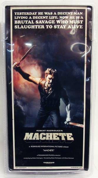Robert Rodriguez\'s Machete - Figurine articulée NECA
