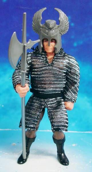 Robin des Bois - Prince des Voleurs - Kenner - The Dark Warrior (loose)