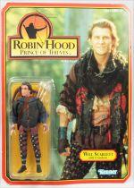Robin des Bois Prince des Voleurs - Kenner - Will Scarlett
