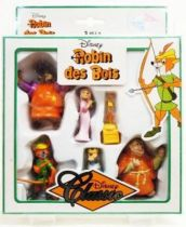 Robin Hood - Kid\'M - Set of 6 Disney Classic PVC figures