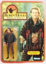 Robin Hood Prince of Thieves - Kenner - Will Scarlett