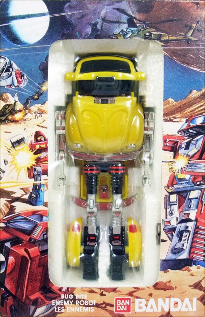 Robo-Machine - Bandai - Super-Gobot Bug Bite