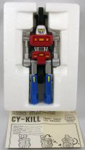 Robo-Machine - Bandai - Super-Gobot Cy-Kill