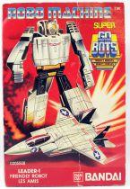 Robo-Machine - Bandai - Super-Gobot Leader-1