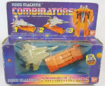 Robo Machine - Combinators - F-15 Jet & Transporteur