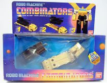 Robo Machine - Combinators - Tank & Transporter