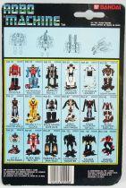 Robo Machine - RM-102 Falgos Envahisseurs Ennemis