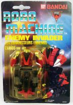 Robo Machine - RM-103 Zarios Envahisseurs Ennemis