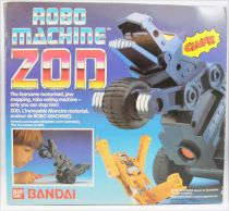 Robo Machine - Zod - Bandai
