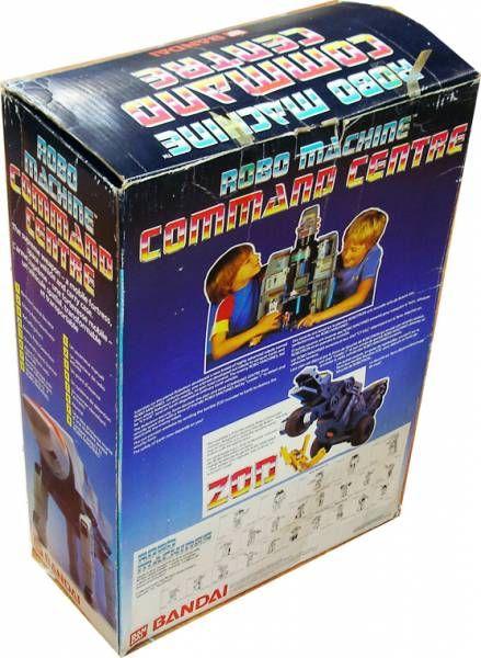 Robo-Machine Command Centre - Bandai